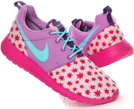 Buty damskie Nike Roshe One Run Print 677784 604 Ceny i