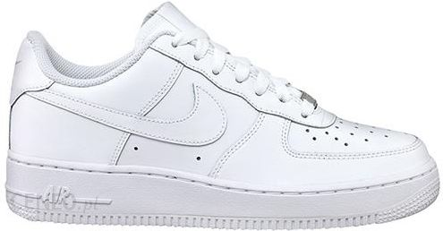 huge selection of 471b7 84a71 R. 37,5 Buty Nike Air Force 1 Low 314192-117 Białe - Ceny i opinie ...