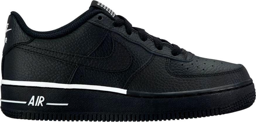 R 36,5 Buty Nike Air Force 1 Low 596728 036 Czarne Ceny i opinie Ceneo.pl