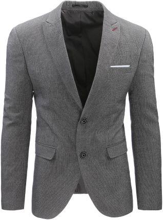 50dd1ebf29644 Podobne produkty do Calvin Klein Jeans BLIZZ Marynarka grey. Marynarka  Męska Grafitowa mx0357 - S Allegro