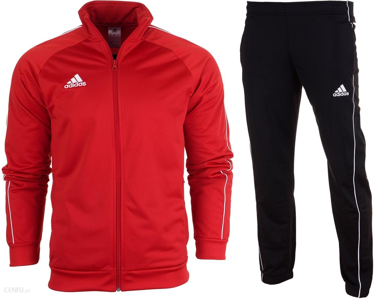 79670cb44 Adidas Dres Kompletny Meski Spodnie Bluza Core M - Ceny i opinie ...