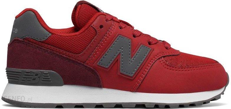 R. 38,5 Buty New Balance GC574D1 Czerwone r35,5 40 Ceny i opinie Ceneo.pl
