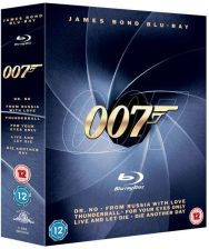 James Bond: Kolekcja (6Blu-ray)