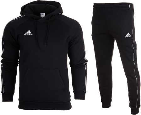 6d41239c6 Adidas Dres Kompletny Meski Spodnie Bluza CORE18 M Allegro