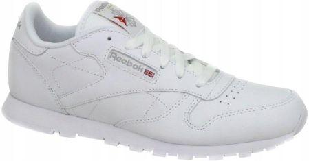 bfdff6c04 Buty damskie Reebok Classic Leather 50151 Białe - Ceny i opinie ...