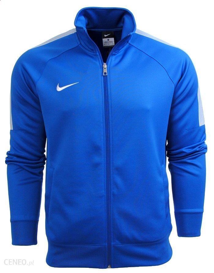 Nike Bluza Męska Dresowa Rozpinana Niebieska *M*