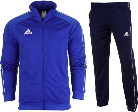 04eb98be4 Adidas Dres Kompletny Meski Spodnie Bluza Core XXL Allegro