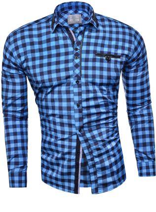 Wrangler Sky Blue Koszula Długi Rękaw Regular XL Ceny i  li73a