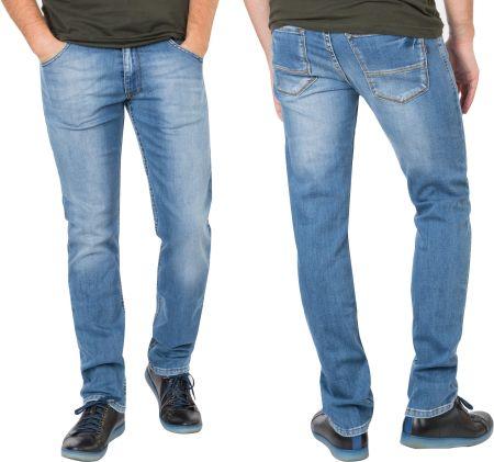 cbfb8866 Fm Spodnie jeansowe męskie - Ceneo.pl