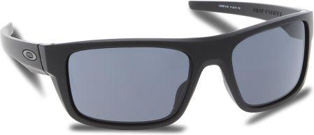 9df9543593b Okulary przeciwsłoneczne OAKLEY - Drop Point OO9367-0160 Matte Black Grey  eobuwie