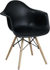 Meblemwm Krzesło Skandynawskie Em 03 Czarne