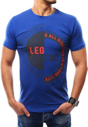 88138f5ea367 T-shirt dla Taty Super Dad 2 niebieska - Ceny i opinie - Ceneo.pl