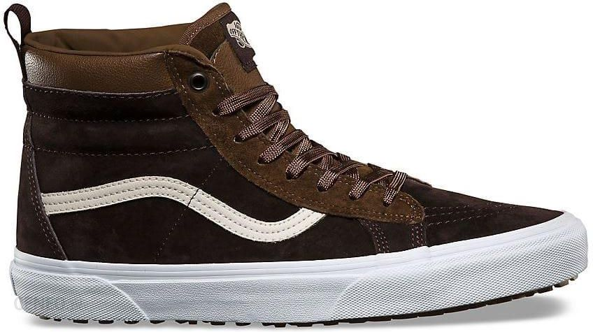 Vans SK8 Hi Skate Shoes (MTE) Dark EarthSeal Brown Ceneo.pl
