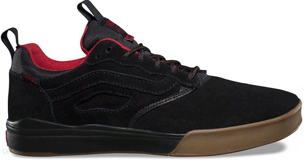 1e088ae95c3075 Vans Ultrange Pro Skate Shoes - (Spitfire) Cardiel Black - zdjęcie 1