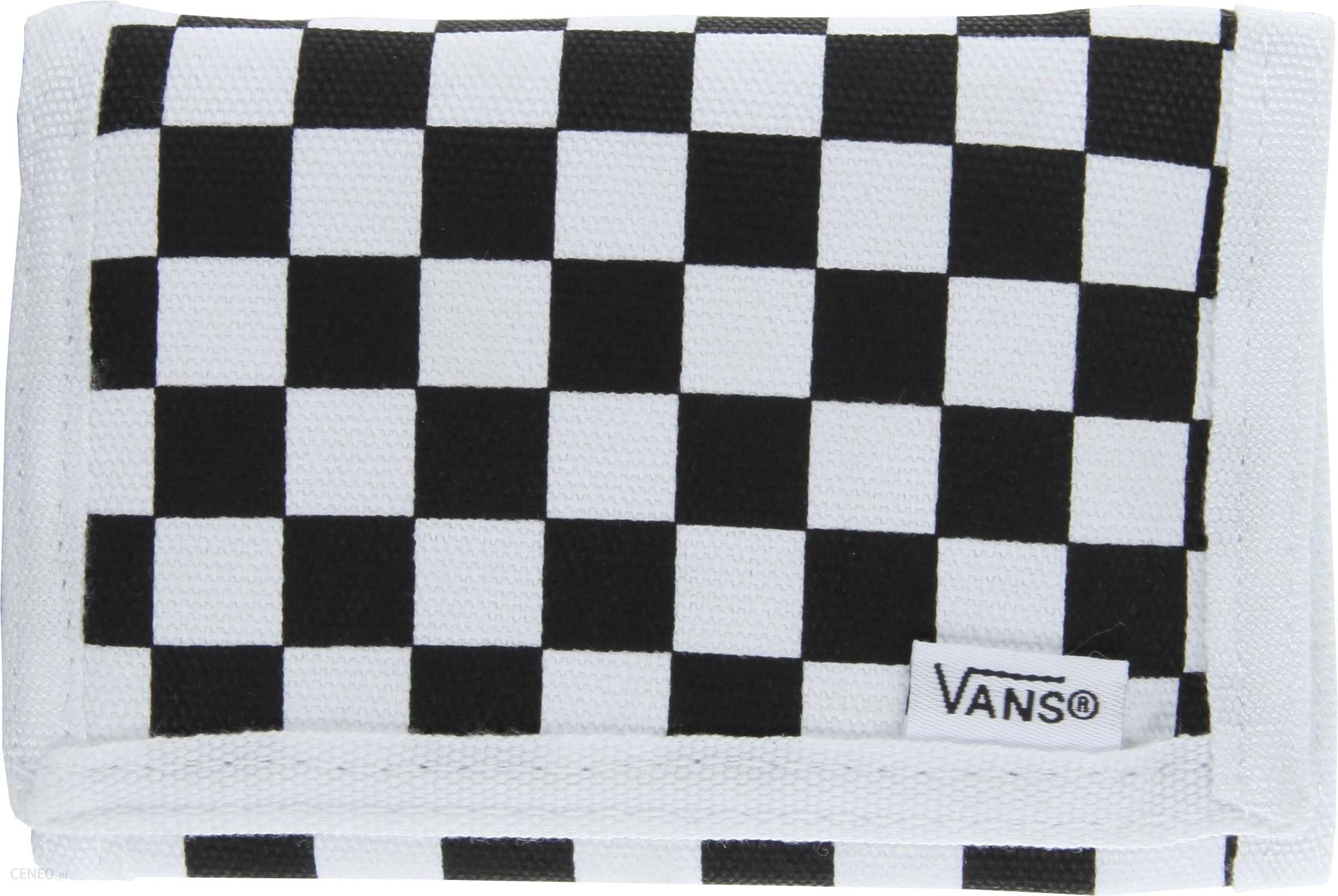 Vans Wallet Slipped BlackWhite Ceneo.pl