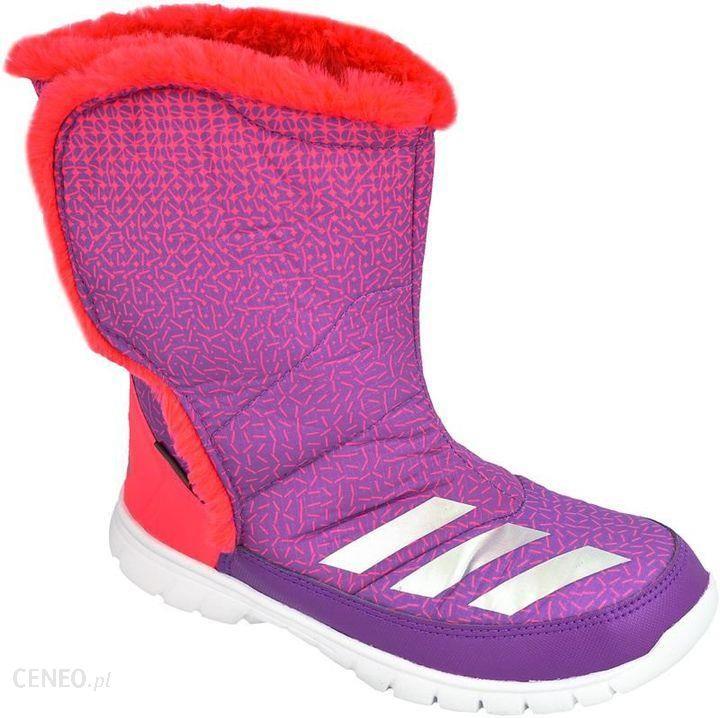 Buty zimowe adidas Lumilumi Jr BB3955 r.34 Ceny i opinie Ceneo.pl