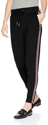 58389fed51cf4 Amazon Spodnie damskie Only onlpop Trash Easy Sport Pant noos - zwężany  czarny (czarny)