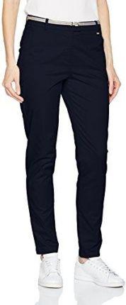 1f8891fdd21756 Amazon Esprit Collection damskie spodnie, kolor: niebieski (Navy 400) ,  rozmiar: