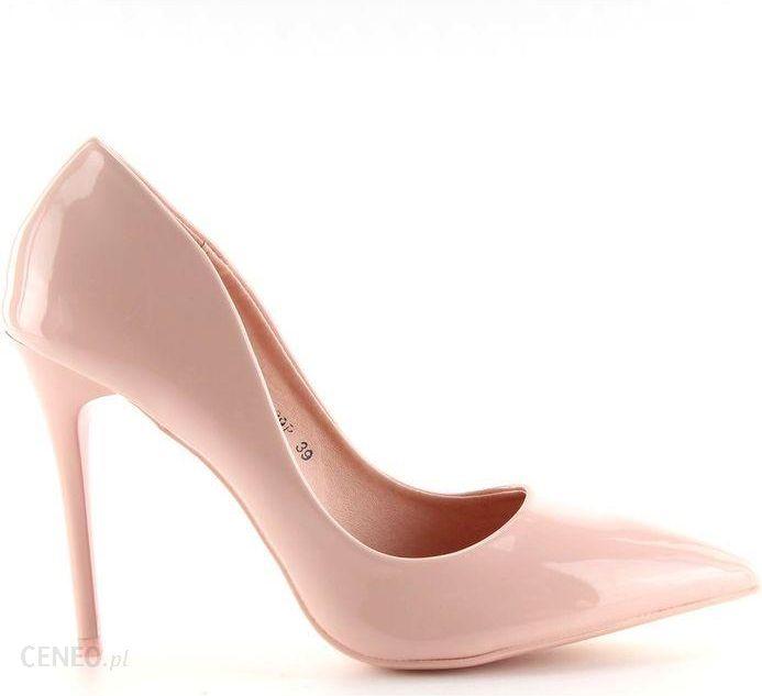 d9b755e1 Szpilki damskie lakierowane różowe pink r.40 - Ceny i opinie - Ceneo.pl
