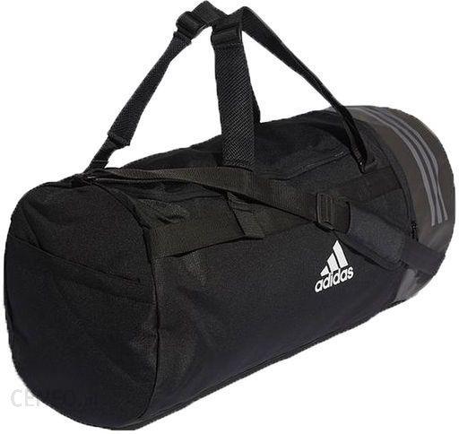 091ec22d31858 Torba Adidas Convertible 3S Duffel Bag S CG1532 - Ceny i opinie ...
