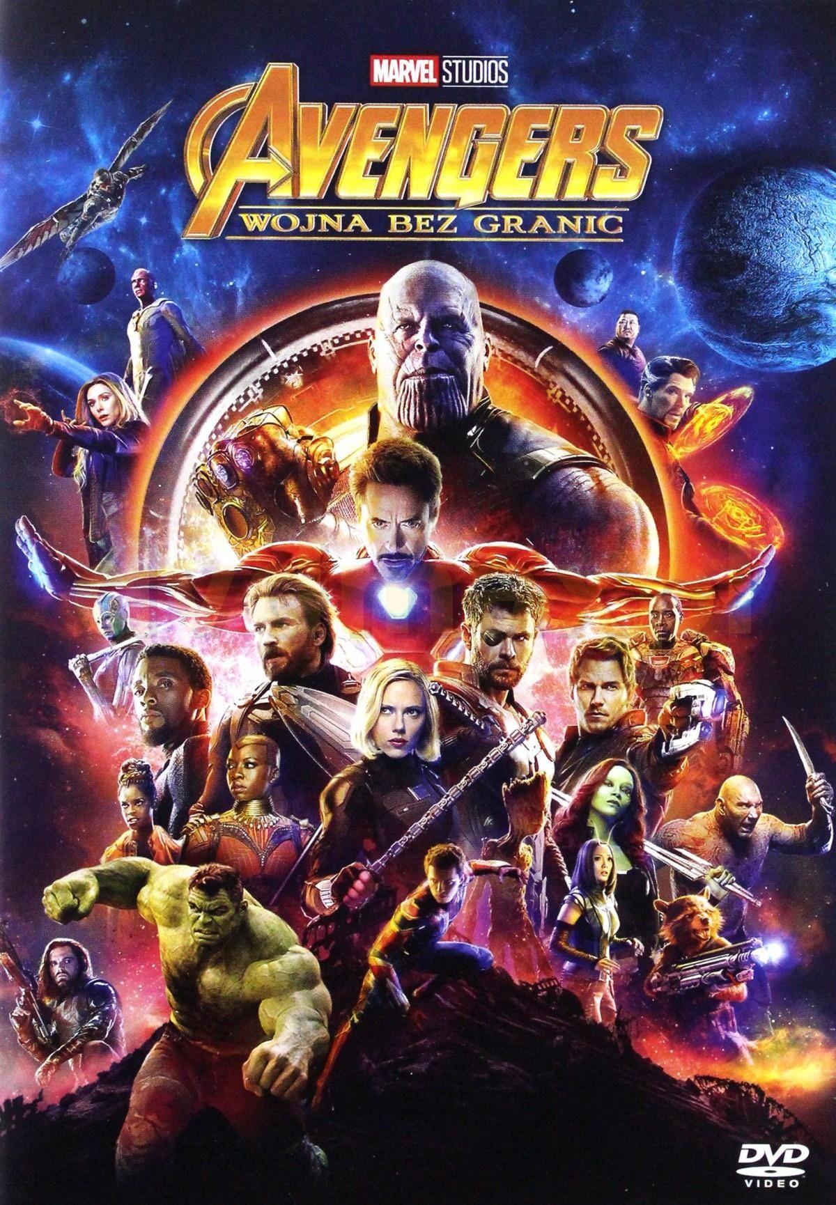 Avengers: Wojna bez granic - Avengers: Infinity War *2018* [720p] [BluRay] [x264] [AC3-KiT] [Lektor PL]