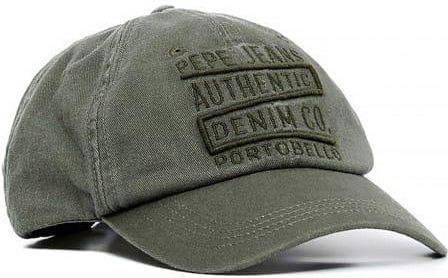 26145782aa1717 ... Salewa PUEZ CANVAS FLAT CAP - 8670/dark denim. Pepe Jeans CZAPKA BORNEO