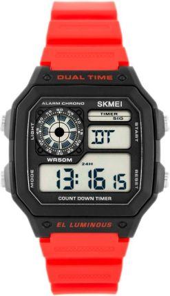 94b8b05ee9a955 Skmei 1299 Dual Time Zs033C