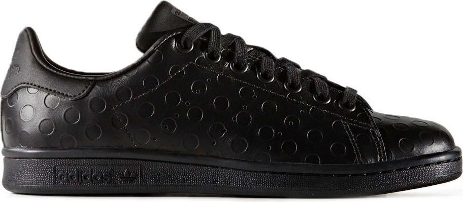 Adidas Buty damskie Originals stan smith czarne r. 37 1 3 (S32263 ... f19d507d313f6