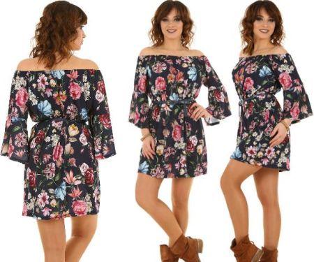a3f053606 AX7 Granatowa Sukienka Maxi Zdobienia__m - Ceny i opinie - Ceneo.pl