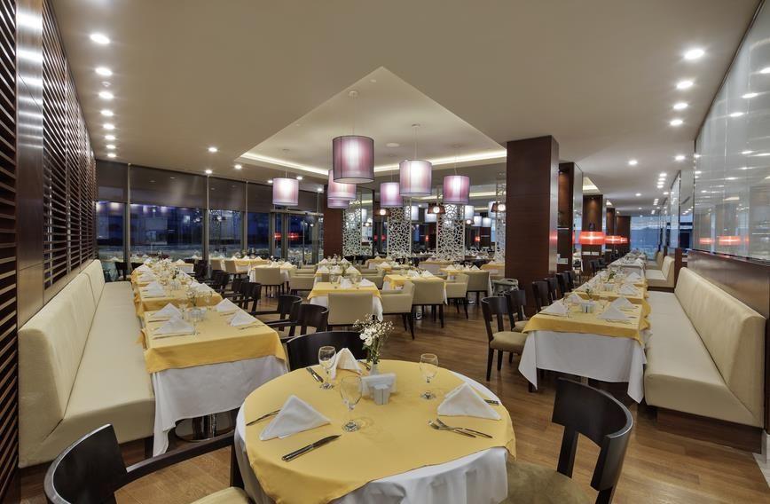 The Sense Deluxe Wczasy Turcja Riwiera Turecka Side Kumköy Hotel