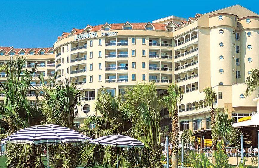 Kirman Hotels Leodikya Resort Wczasy Turcja Riwiera Turecka