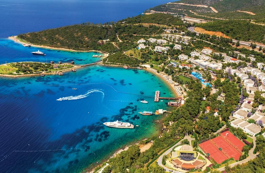 Rixos Premium Bodrum Wczasy Turcja Turcja Egejska Bodrum Torba