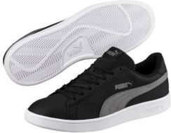 a7bd7086 MĘSKIE BUTY PUMA SMASH V2 BUCK PUMA BLACK-QUIET SHAD 36516001 PUMA  Martessport