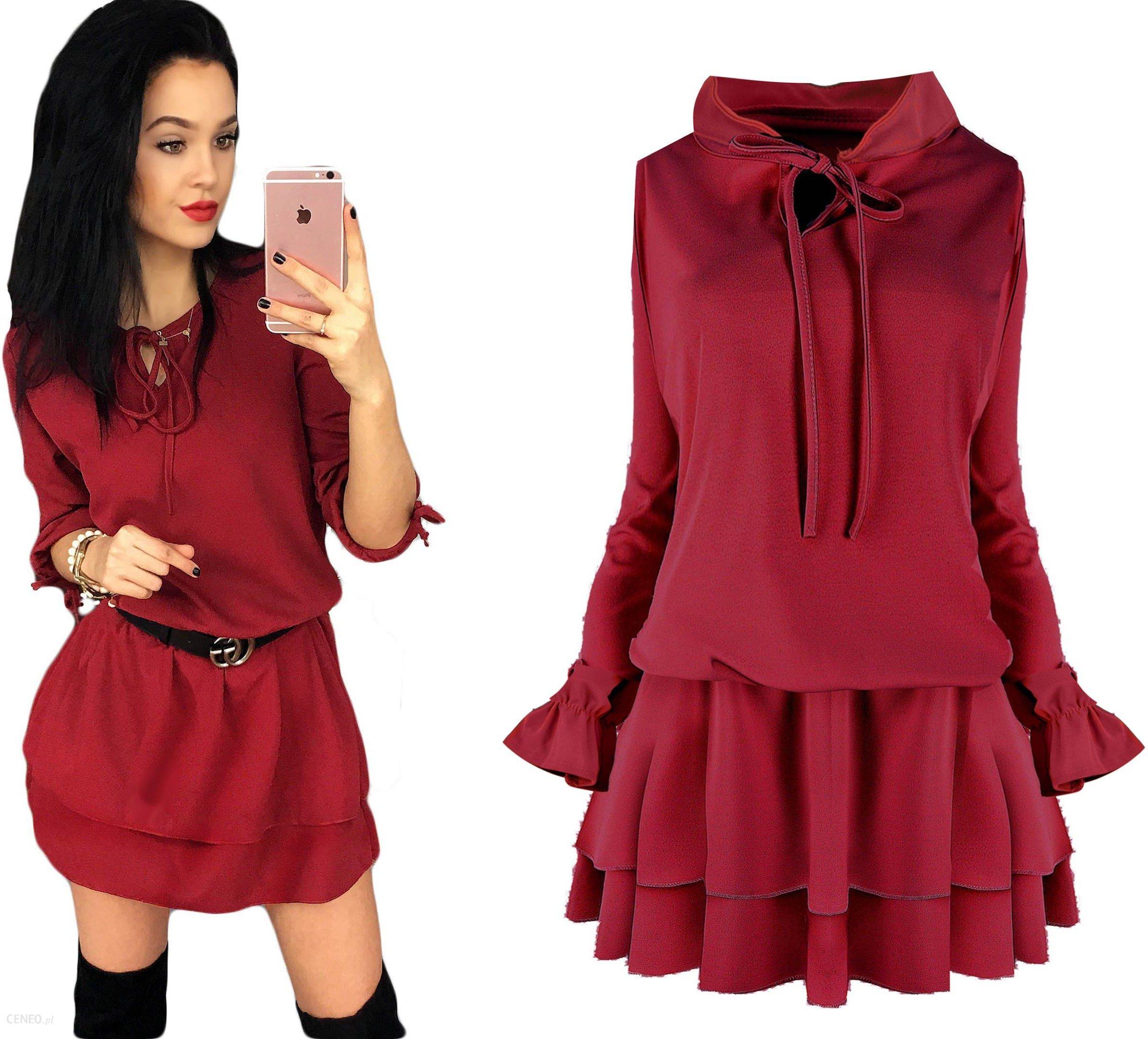 696cb686 Awanti rozkloszowana kobieca elegancka Sukienka