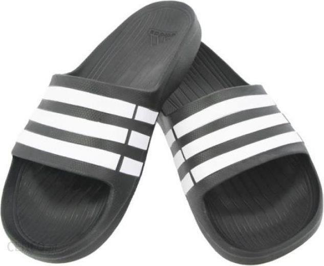 cf9a65f4cc8fa Adidas Klapki adidas Duramo Slide M G15890 - G15890*37 - Ceny i ...