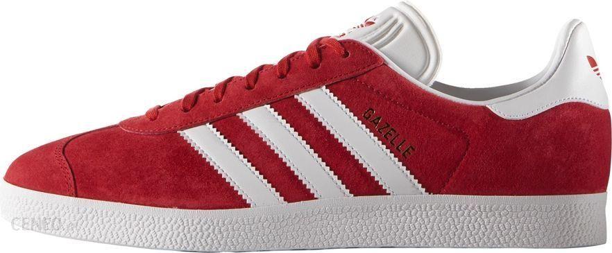 Adidas Buty adidas Originals Gazelle S76228 S76228 czerwony 45 13 Ceny i opinie Ceneo.pl