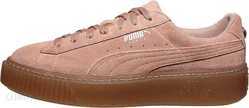Puma SUEDE PLATFORM JEWEL JR 365131 03 Ceny i opinie Ceneo.pl