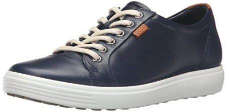 54eabd7546747 Amazon Buty sportowe Ecco ECCO SOFT 7 LADIES dla kobiet, kolor: niebieski,  rozmiar