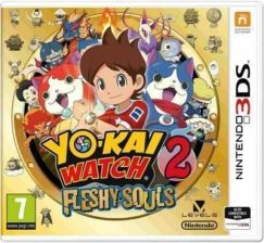 Produkt z outletu: Nintendo 3DS YO-KAI WATCH 2: Fleshy Souls