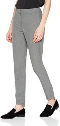 5e260e99ced1 Amazon Spodnie damskie Selected Femme sfamila Silver MW Pant, kolor  szary  (Light Grey