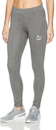 edec3c04755f Amazon PUMA spodnie damskie , kolor  szary (Medium Gray Heather) , rozmiar