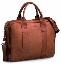 2c07aff4d8c44 Podobne produkty do Casual skórzana torba podróżna na ramię. Jasno brązowa  męska torba na ramię brodrene bl01