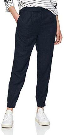 cd00f7196db429 Amazon Tommy Hilfiger damskie spodnie Hazel Pant, kolor: niebieski  (MIDNIGHT 403) ,