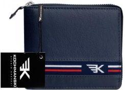 297fc4d76d2c5 Młodzieżowy portfel skórzany Kochmanski RFID stop 1220