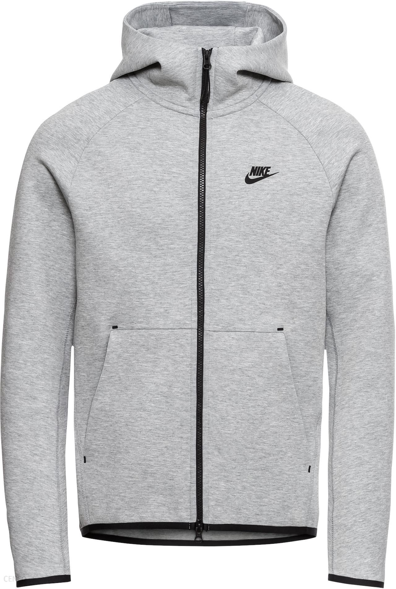 8184b1a31 Nike Sportswear Bluza rozpinana 'M NSW TCH FLC HOODIE FZ' - Ceny i ...