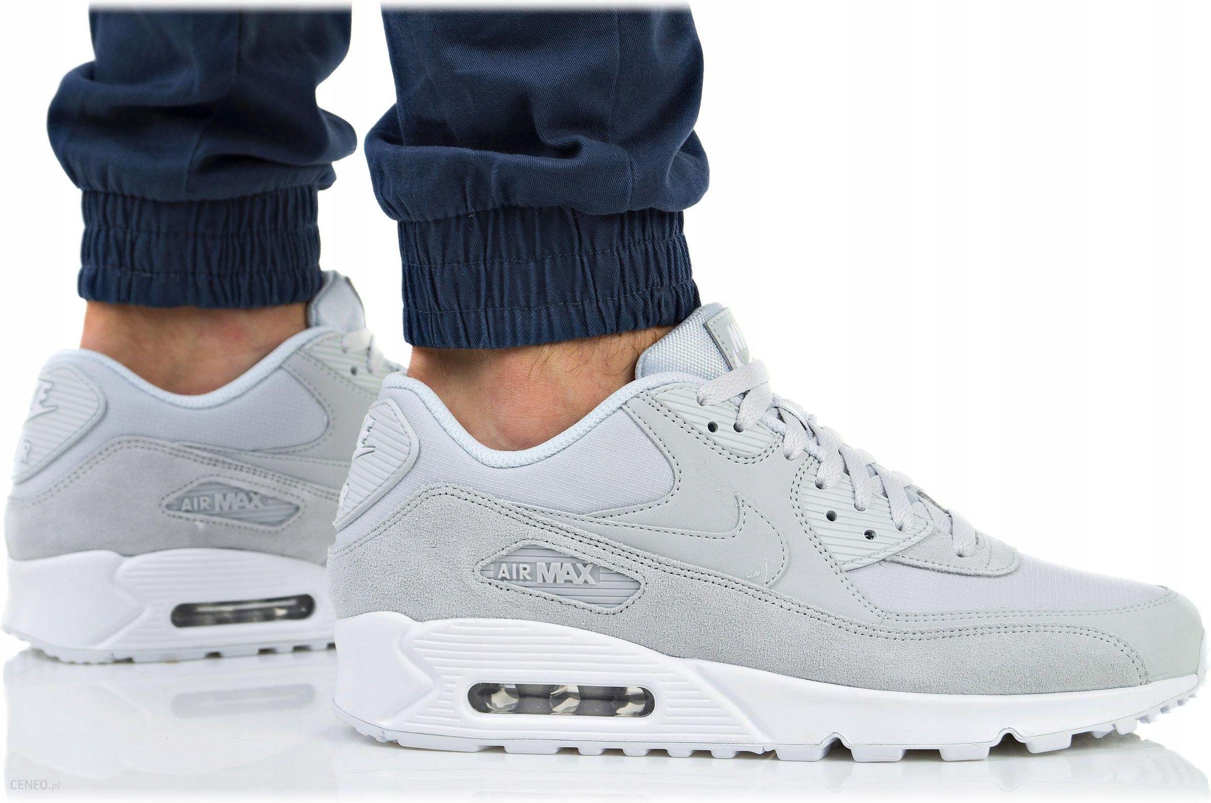 Nike, Buty męskie, Air Max 90 Premium, rozmiar 45 12 Ceny i opinie Ceneo.pl