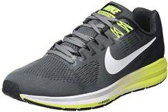 best sneakers 5b90c 906f8 Amazon Nike męskie buty do biegania Air Zoom Structure 21 - szary - 44 EU