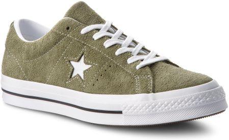 5465693645944 Tenisówki CONVERSE - One Star Ox 161576C Field Surplus/White/White eobuwie