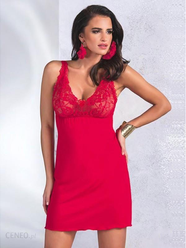 fc0eaf149e75ae Koszulka SALLY L czerwony Donna - Ceny i opinie - Ceneo.pl
