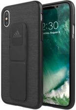 Adidas Grip Case do iPhone X Czarny (29605)